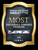 Sustainable cannabis producer