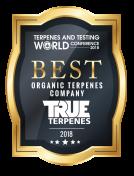 best organic terpenes company